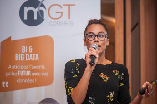 Alizée Le Roux, Consultante PMO à MGT Conseils